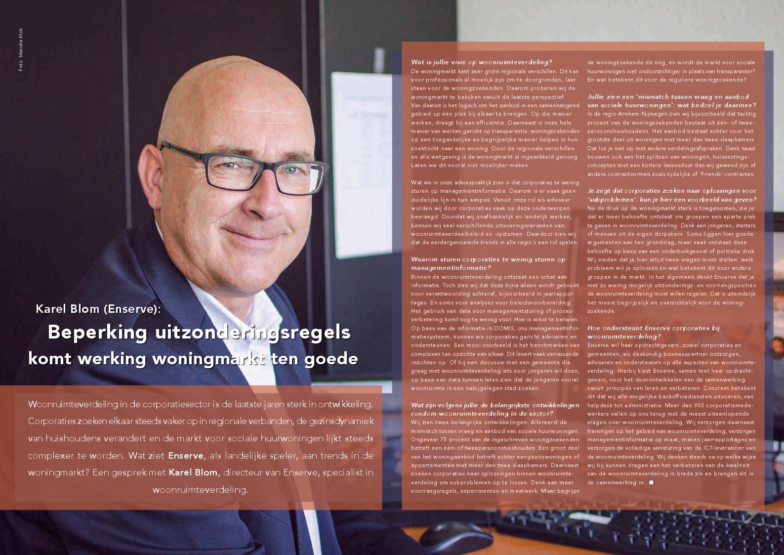 Artikel Enserve CorpGids Magazine juni 2018 3